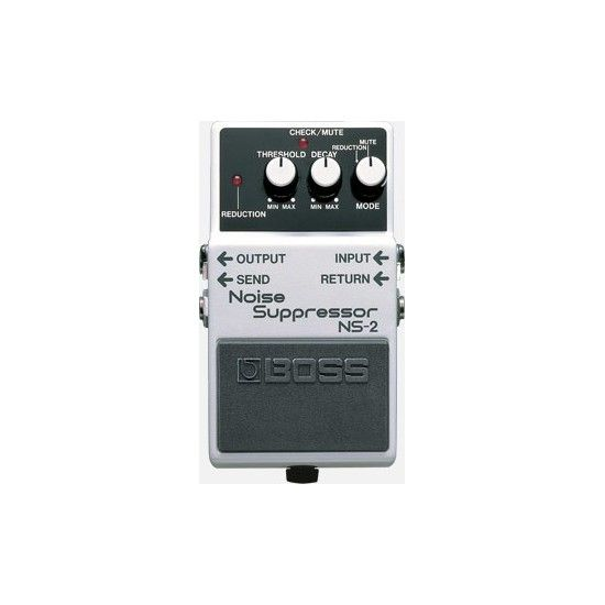 Boss NS-2 Noise Suppressor Effect Pedal