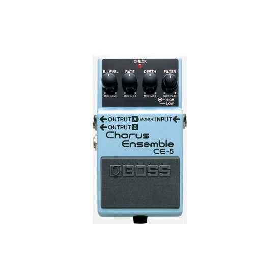 Boss CE-5 Chorus Ensemble Effect Pedal