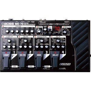 Boss ME-70 Guitar Multiple Effect Pedal