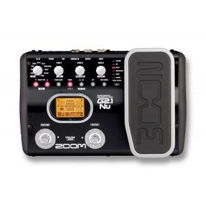 Zoom G2.1Nu Guitar Multiple Effect Pedal