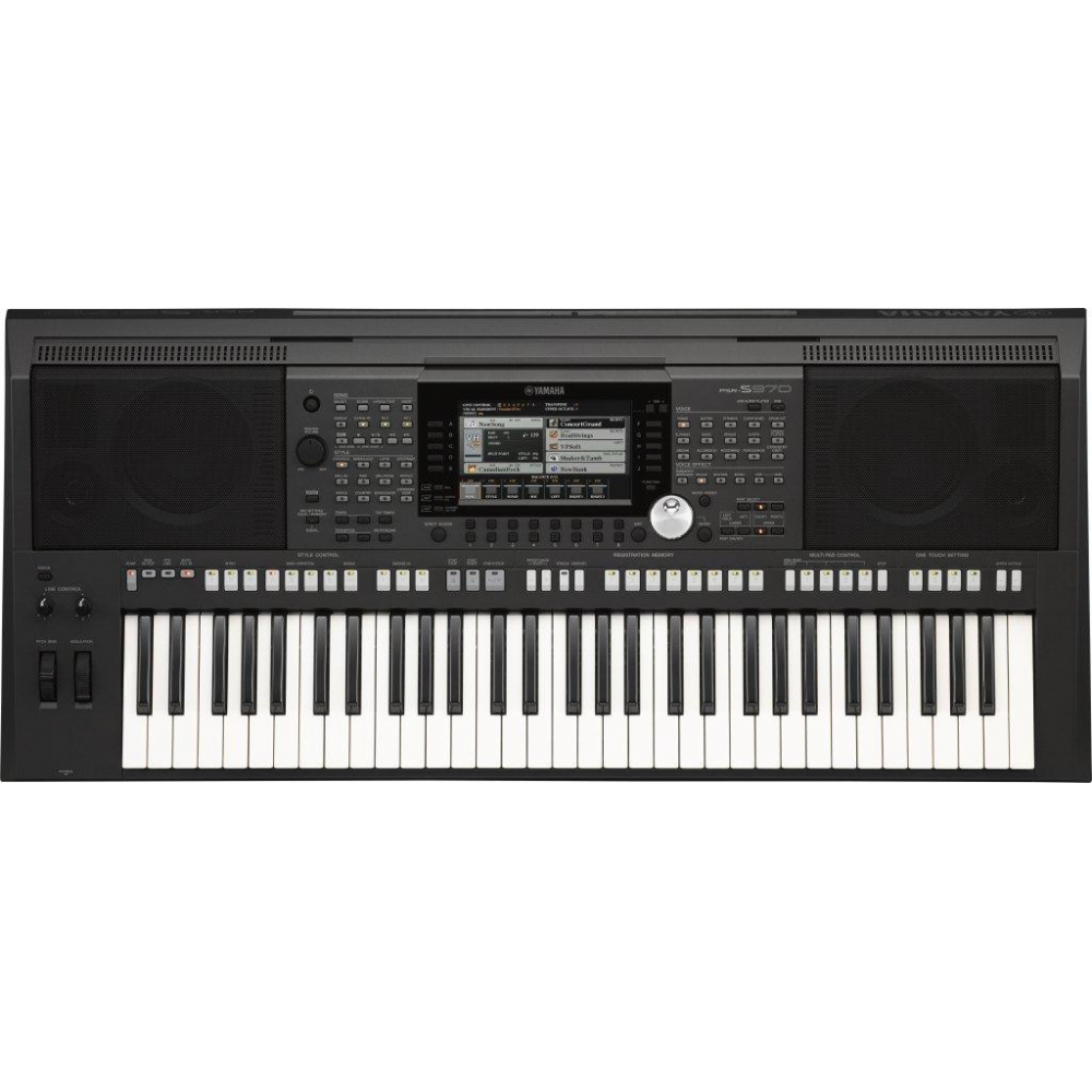 Yamaha psr s970 reviews price arranger workstation for Yamaha piano keyboard models