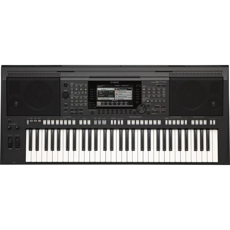 Yamaha psr s770 arranger workstation keyboard in india for for Yamaha keyboard india