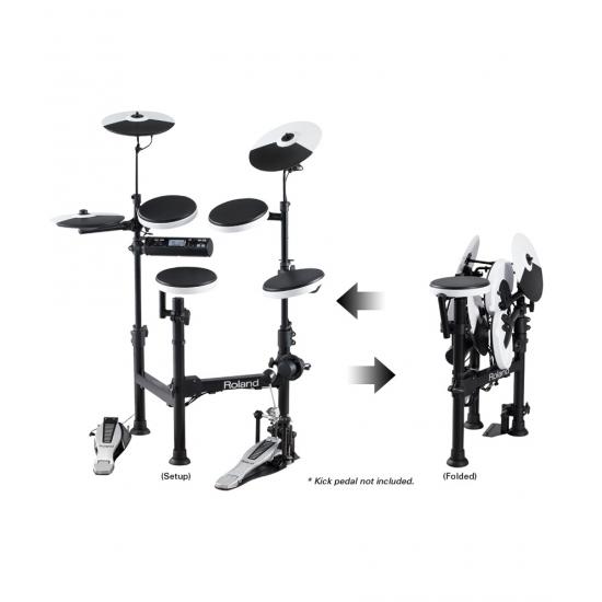 Roland TD-4KP Electronic Drums, Digital Drums