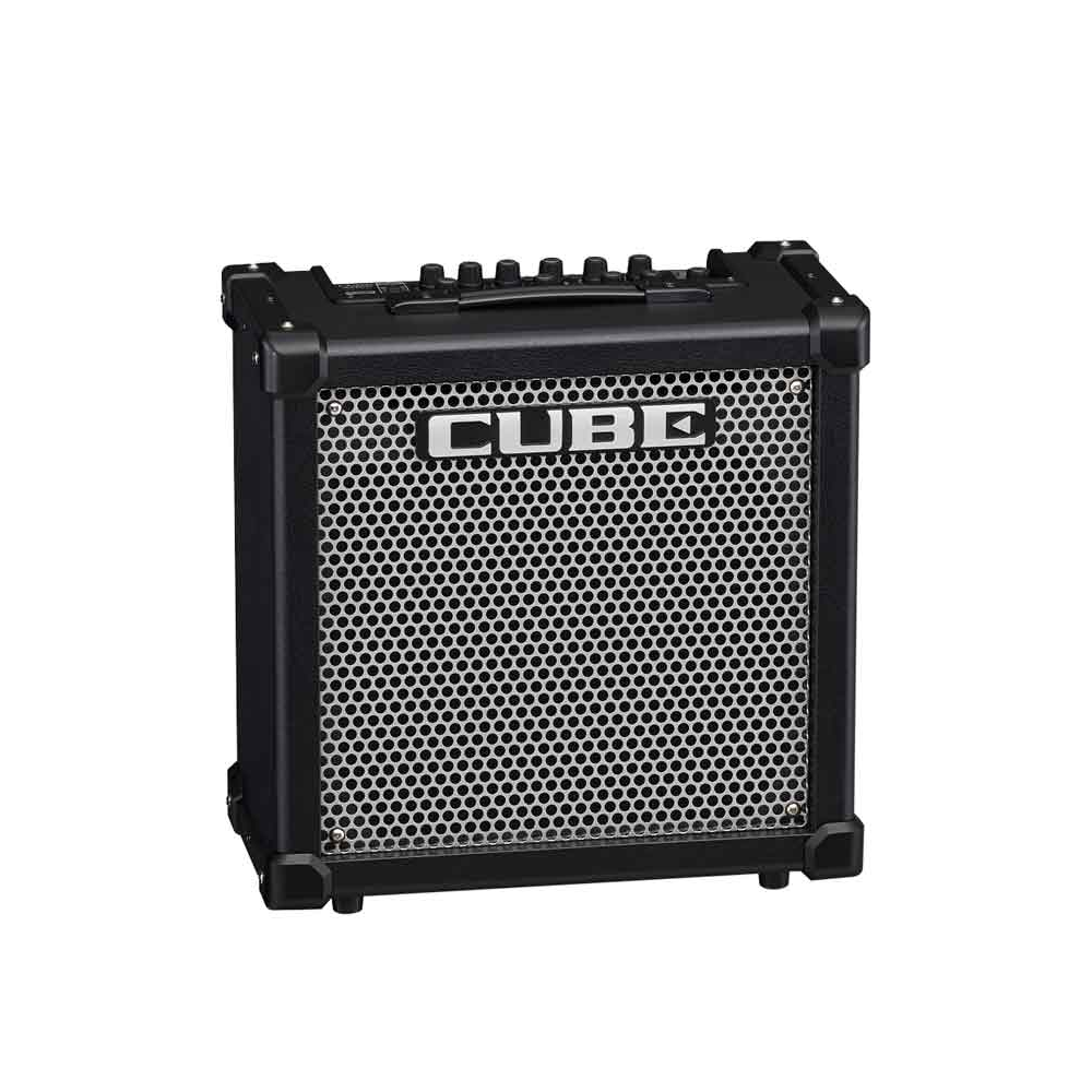 roland cube 40gx 40 w guitar amplifier. Black Bedroom Furniture Sets. Home Design Ideas