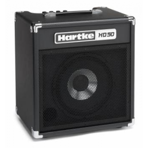 Hartke HD-50 | Bass Combo Amplifier