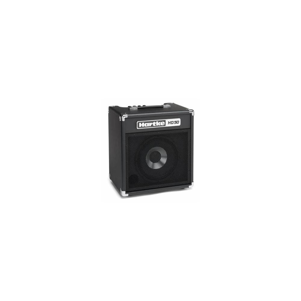 Hartke HD-50 | Bass Combo Amplifier
