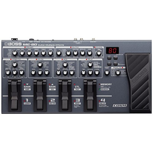 Boss ME-80, Guitar Multiple Effects Processor