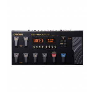 Boss GT-100 | Multi-Effect Guitar Processor