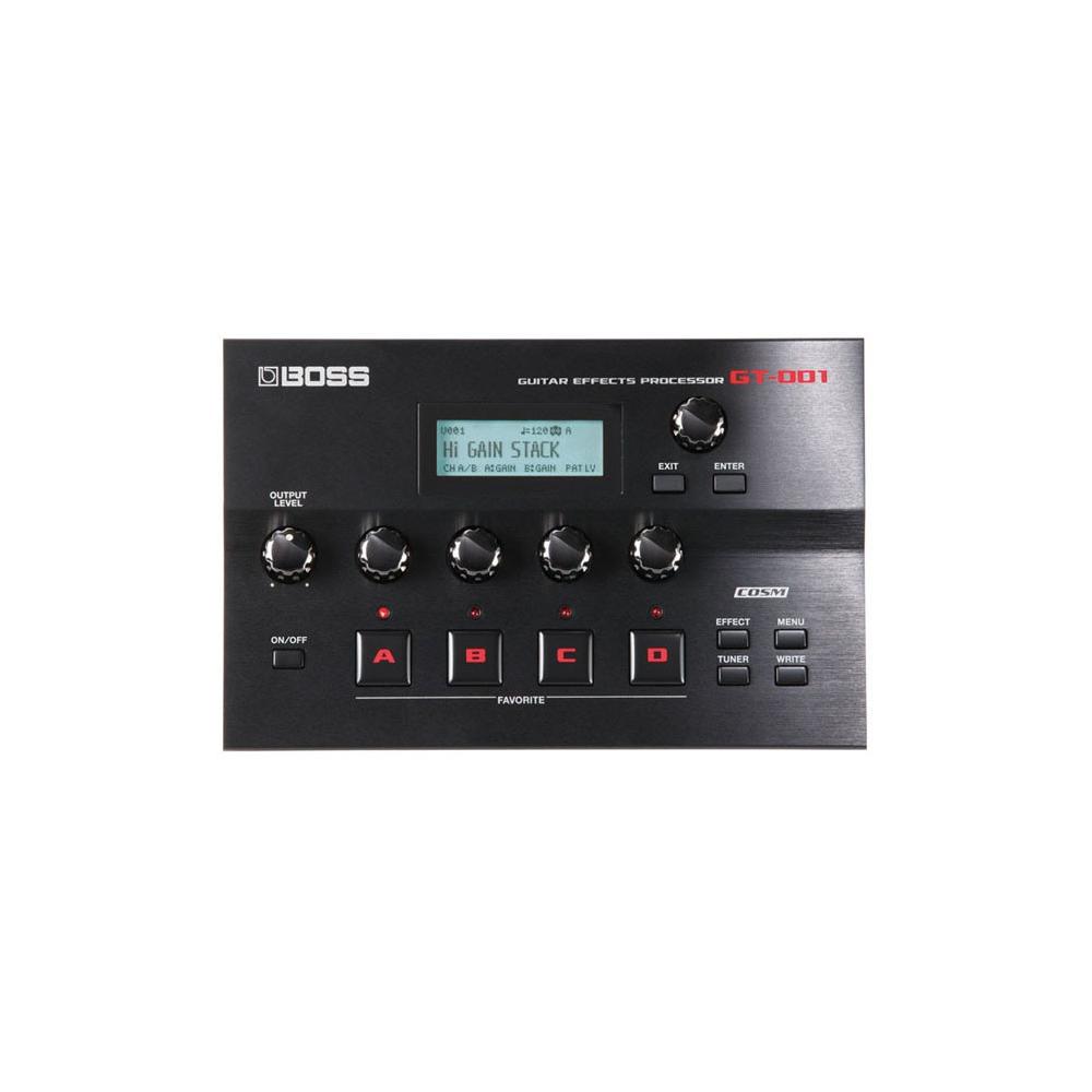 Boss GT-001 | Guitar effects Processor