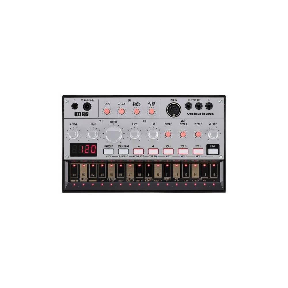 Korg VOLCABASS | Analog Bass Machine