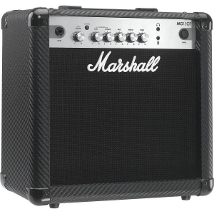 MARSHALL MG4-15 WATTS GUITAR COMBO AMPLIFIER | MG-15CF-E