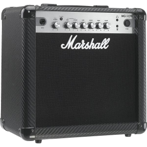 MARSHALL MG4 15-WATTS GUITAR COMBO AMPLIFIER|MG-15CFR-E