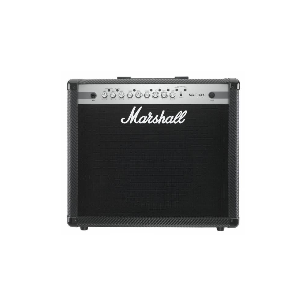 """MARSHALL MG4 100-WATTS GUITAR COMBO AMPLIFIER 1x12"""" WITH EFFECTS 