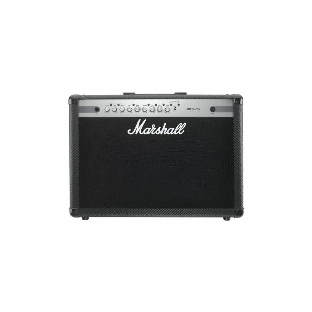 """MARSHALL MG4 100-WATTS GUITAR COMBO AMPLIFIER 2x12"""" WITH EFFECTS  MG-102CFX-E"""