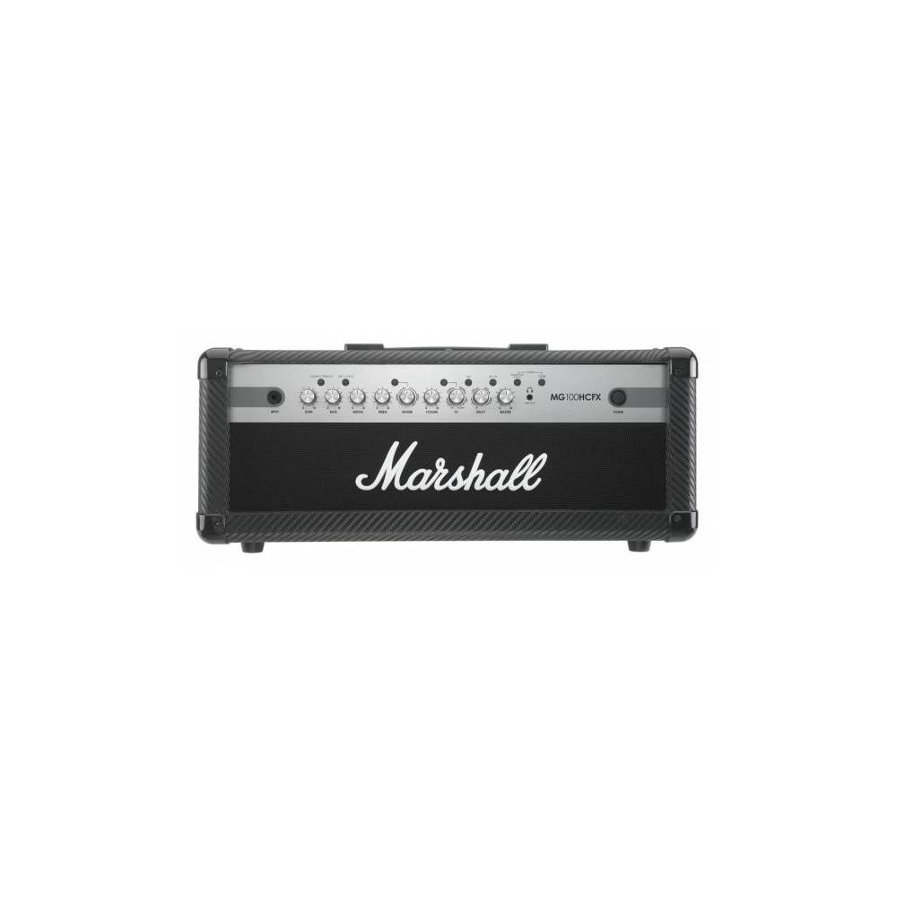 MARSHALL MG4 100-WATTS AMP HEAD MG-100HCFX-E