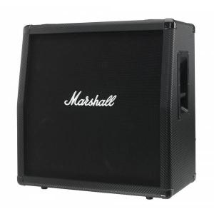 "MARSHALL 120-WATTS 4x12"" ANGLED CABINET | MG-412-ACF-E"