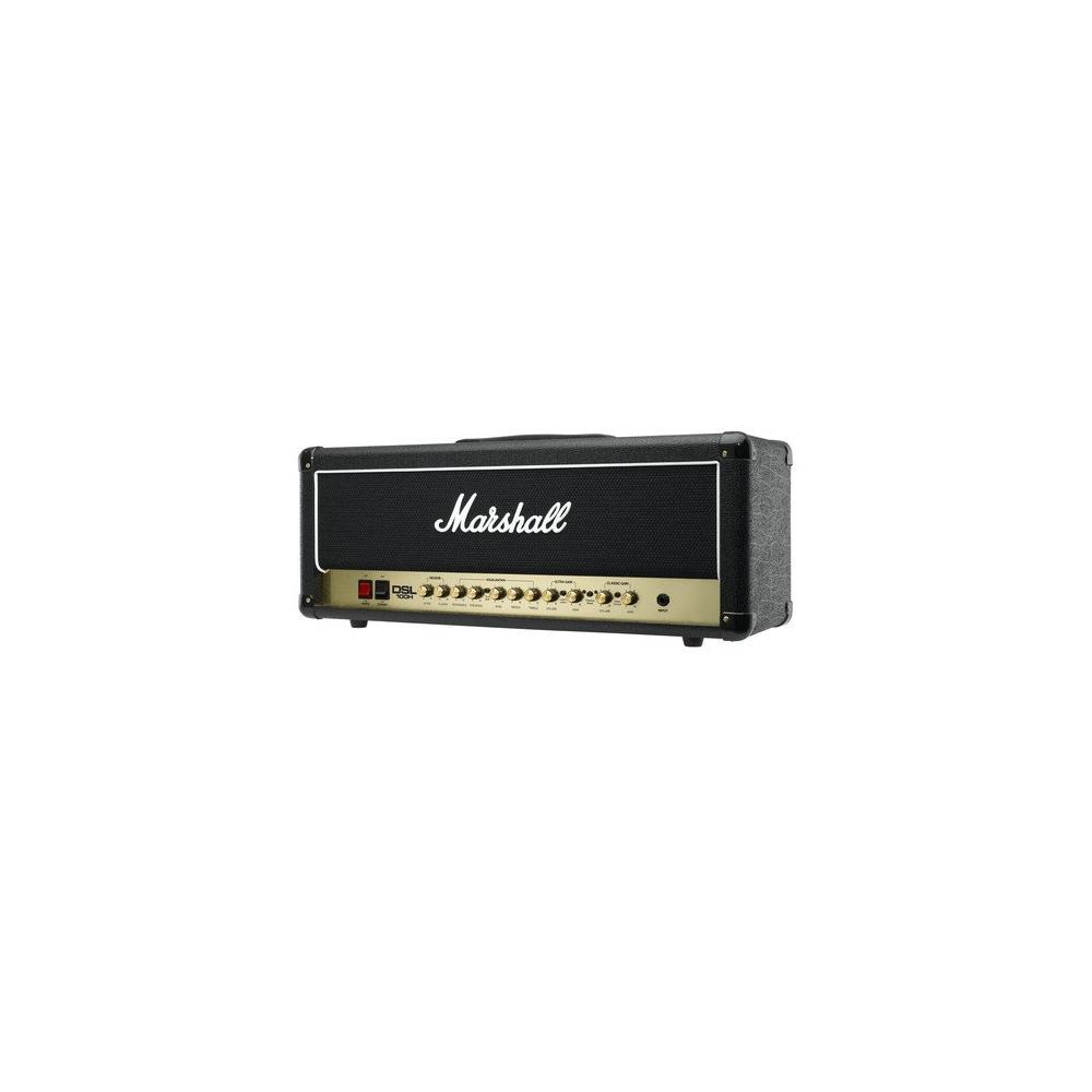 MARSHALL 100 WATT VALVE DUAL SUPER Guitar Amplifier Head| DSL-100H-E