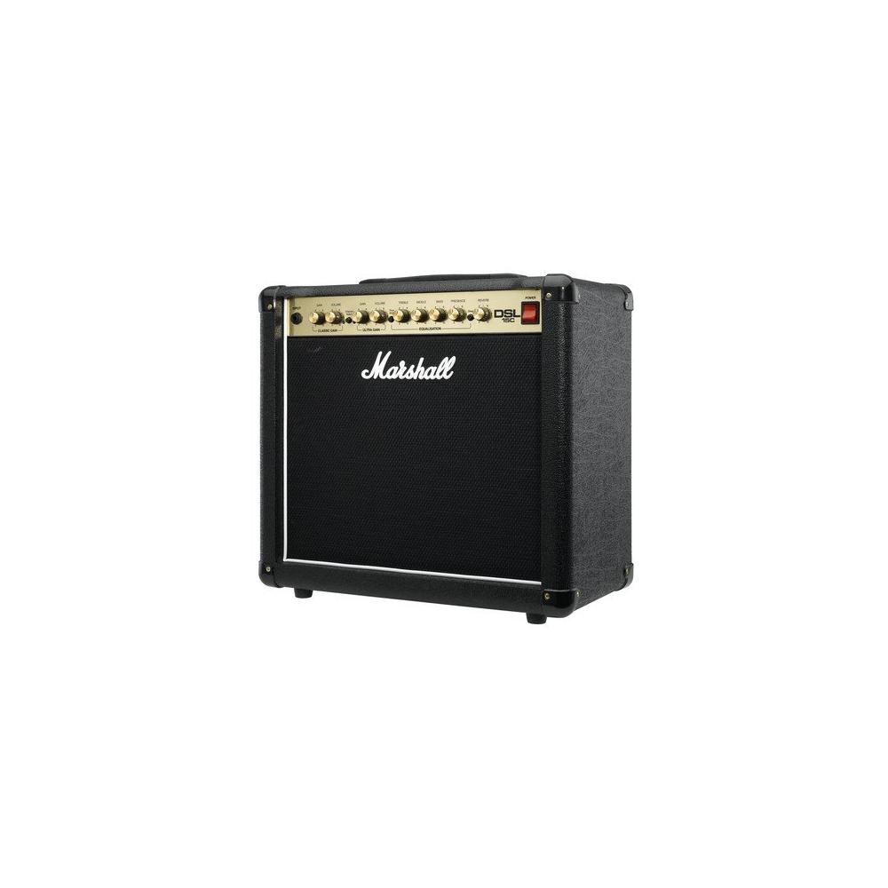 MARSHALL 15W DUAL SUPER CABINET Guitar Combo AMP    DSL-15C-E