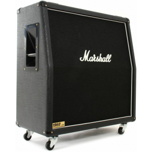 MARSHALL 300-WATT SWITCHABLE ANGLED CABINET | 1960A-E