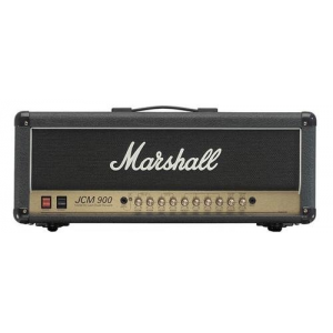 MARSHALL VINTAGE JCM900 100-WATT VALVE AMP HEAD  JCM900-4100-E