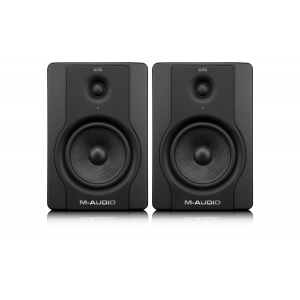 M-Audio BX5 D2 Active Studio Monitors - Pair