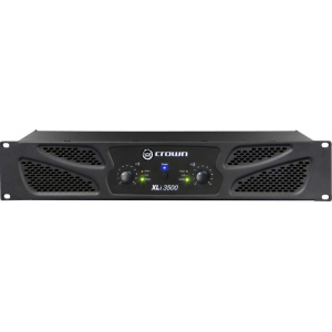 Crown XLi 3500 Power Amplifer