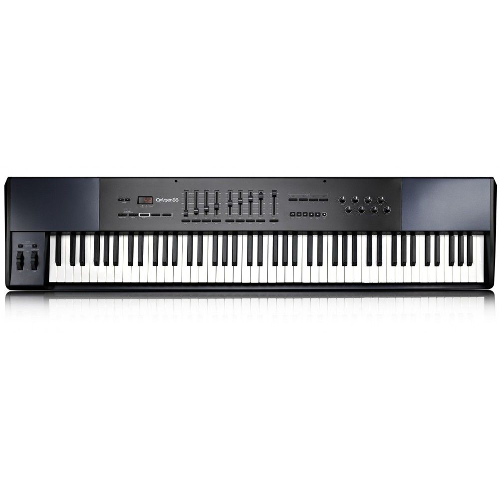 M- Audio Oxygen 88 keys Usb Midi controller keyboard for best price in india