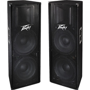 Peavey PV2015 Enclosure 3-Way Speaker