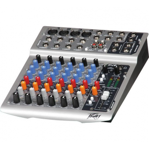 Peavey PV 8 USB | Audio Mixer Console