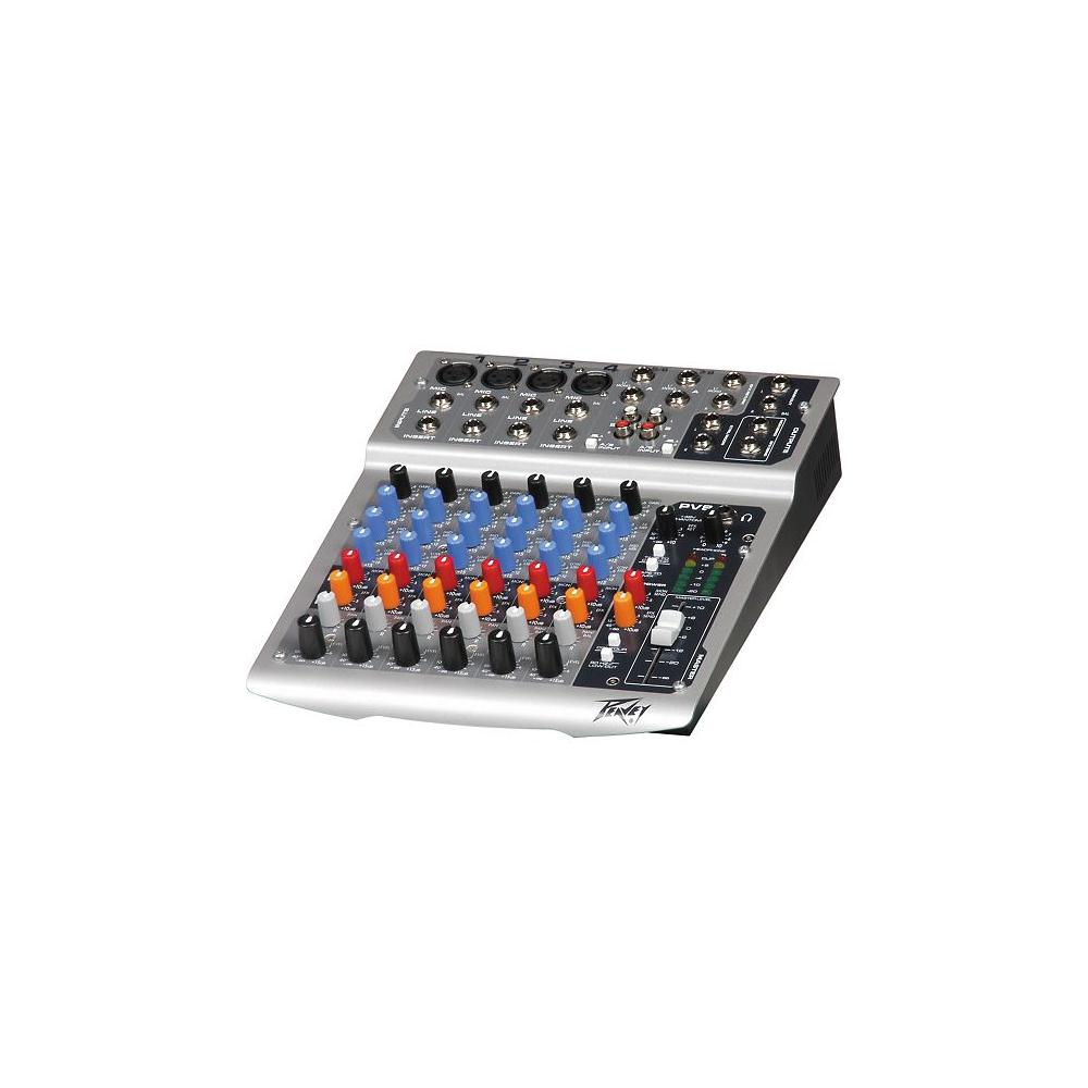 Peavey PV 8 USB   Audio Mixer Console