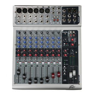 Peavey PV 10 Without USB | Audio Mixer