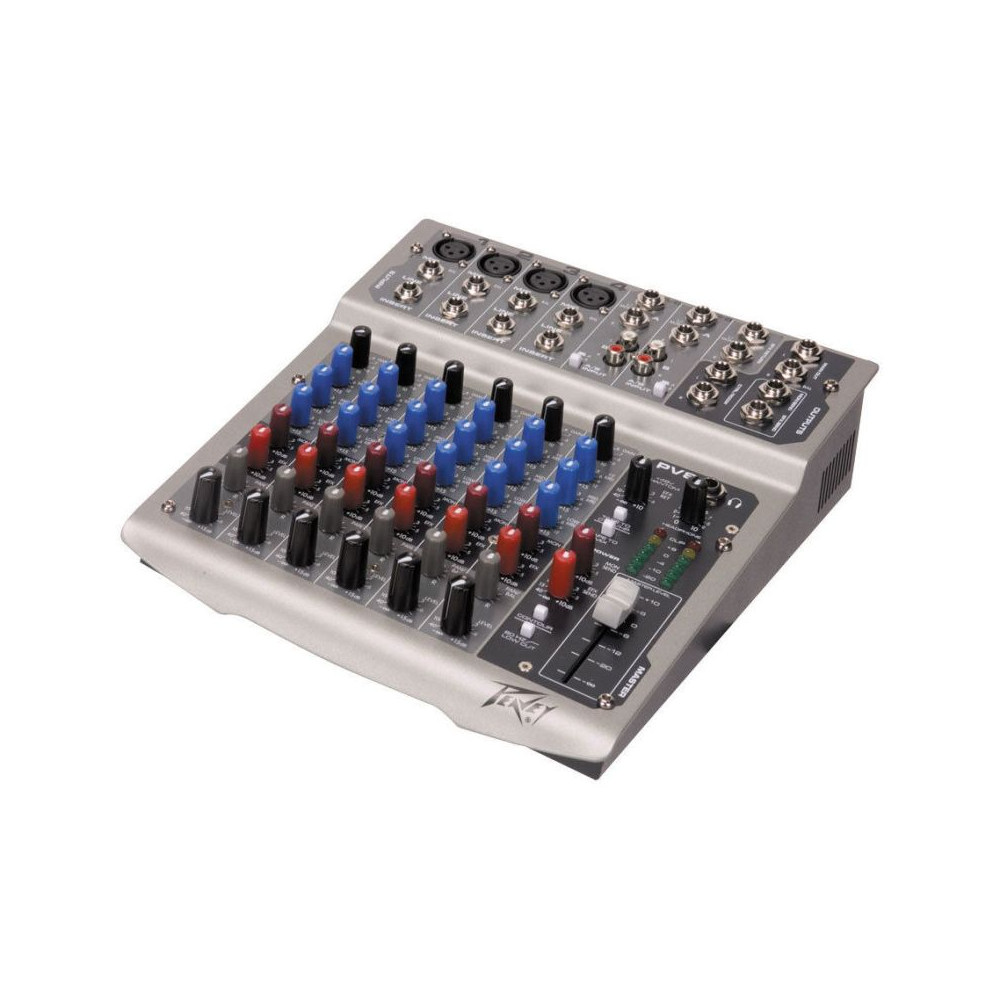 Peavey PV8 Without USB | Audio Mixer