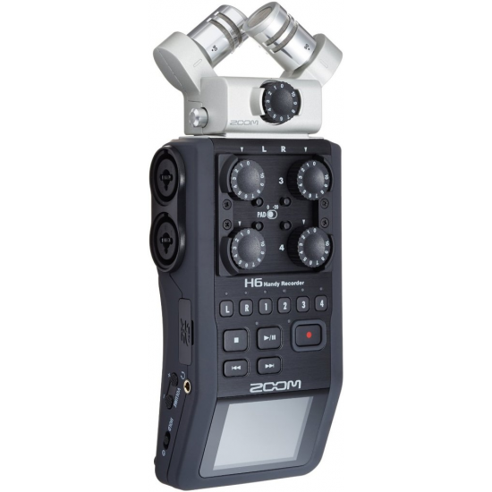 Zoom H6 Handy Recorder available on Online at Musics stores