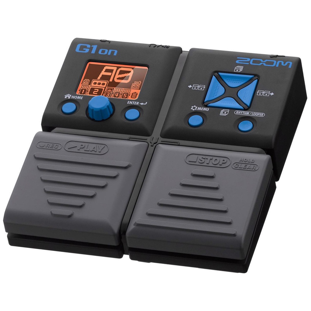 Zoom G1ON Guitar Pedals