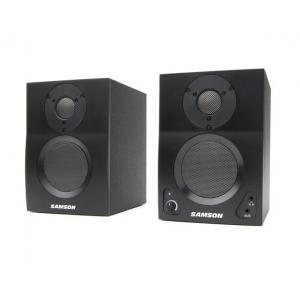 Samson MediaOne BT3 Active Studio Monitors with Bluetooth
