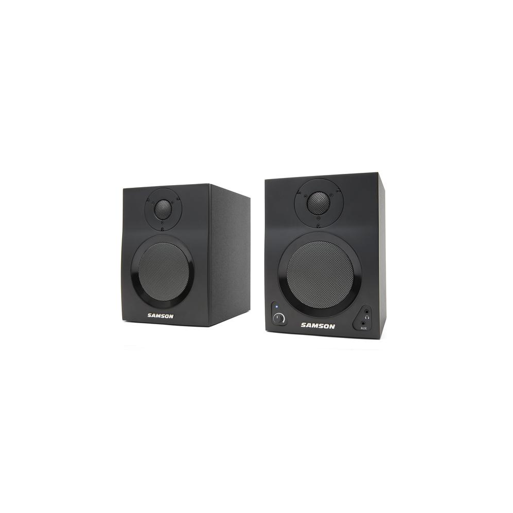 Samson MediaOne BT4 - Active Studio Monitors with Bluetooth