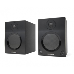 Samson MediaOne BT5 - Active Studio Monitors with Bluetooth