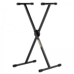 Hercules KS110B Single'X' Keyboard Stand