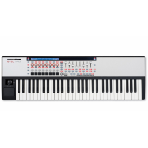 Novation 61 SL MkII USB Midi Controller Keyboard