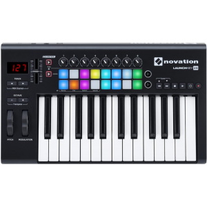 Novation Launchkey 25 MK2 USB Keyboard Controller