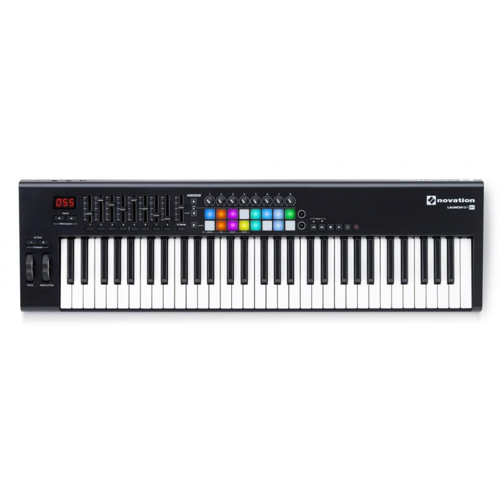 Novation Launchkey 61 MKII USB Keyboard Controller