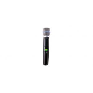 Shure SLX24/Beta87A Handheld Wireless System