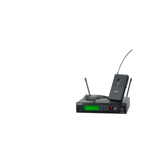 Shure SLX14/93 Lavalier Wireless System