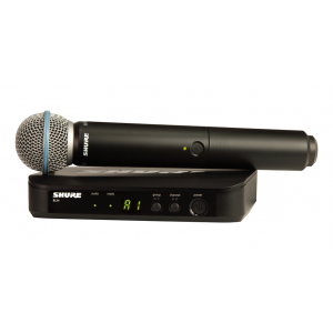 Shure BLX24/B58 Wireless Vocal System