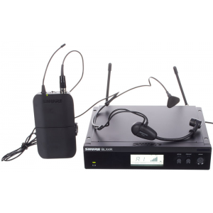 Shure BLX14R/P31 Wireless Half-Rack Headset System
