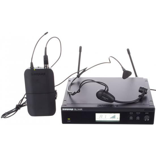 Shure BLX14R/P31 Wireless Half-Rack Headset System
