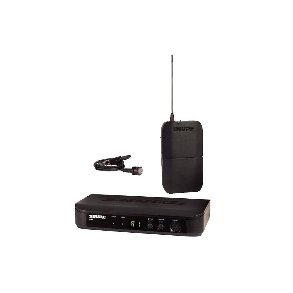 Shure BLX14/W85 Lavalier Wireless System