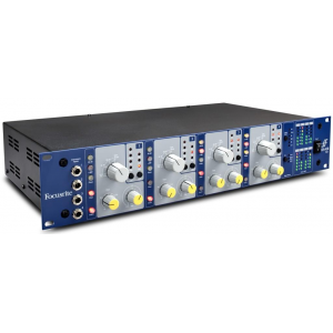 Focusrite ISA428 MkII 4 Channel Mic Preamp