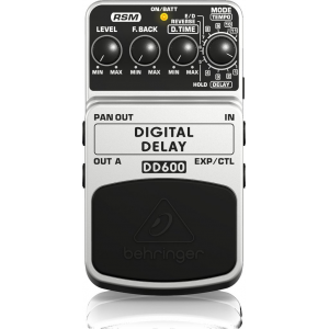 Behringer DD600 Digital Delay Effects Pedal