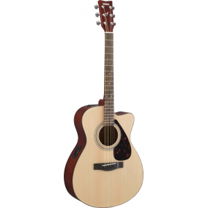 Yamaha FSX315C Semi Acoustic Guitar